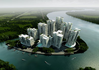 DIAMOND ISLAND -HCMC