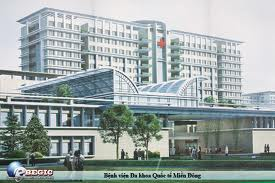 MIEN DONG INTERNATIONAL HOSPITAL- BINH DUONG