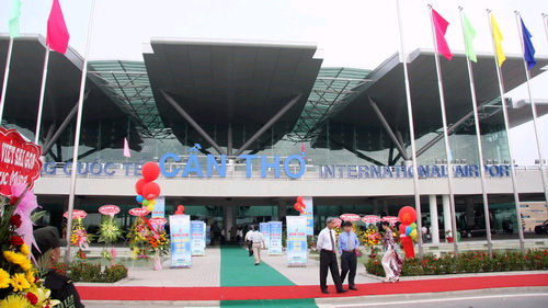 CAN THO INTERNATIONAL AIRPORT