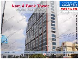 NAM A BANK TOWER- HCMC