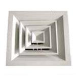 Miệng gió khuyếch tán 4 hướng | CVL® - Sales@catvanloi.com