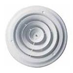 Miệng gió tròn khuếch tán - Round Air Diffusser được thiết kế với cấu trúc chắc chắn. Vì thế Miệng gió tròn khuếch tán đem đến sự an toàn tuyệt đối trong thi công