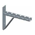 Tay đỡ máng lưới treo tường CWB CVL - Cantilever wall bracket for wire mesh tray