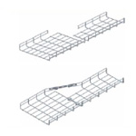 Co giảm máng lưới CVL - Reducer for mesh tray, cable basket tray