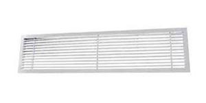 Miệng gió hẹp dài chữ T đa dạng về mẫu mã, chủng loại với chất lượng tiêu chuẩn quốc tế. Miệng gió hẹp dài chữ T  - T Linear bar air grille mang thương hiệu CVL Co.,Ltd