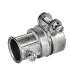 Đầu nối ống thép luồn dây điện mềm và ống luồn dây điện trơn loại thường