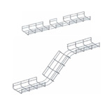 Co lên và xuống CVL - Zigzag for wire mesh tray, cable basket tray