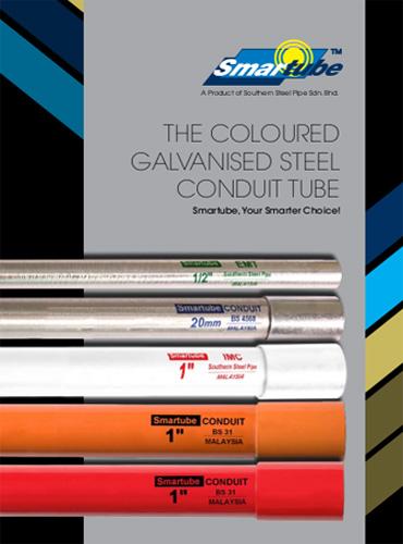 Ống luồn dây điện Smartube (steel conduit ) đa dạng về mẫu mã, chủng loại với chất lượng tiêu chuẩn quốc tế. Ống luồn dây điện thép Smartube mang thương hiệu CVL Co.,Ltd