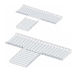 Co chữ T máng lưới CVL - T connector for wire mesh tray, cable basket tray